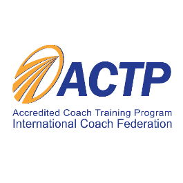 ACTP logo symbolizes ICF Accreditation