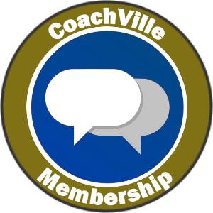 CoachVille Membership for Game Changing Leaders