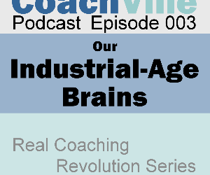 CV Podcast Episode 003 – Our Industrial Age Brains