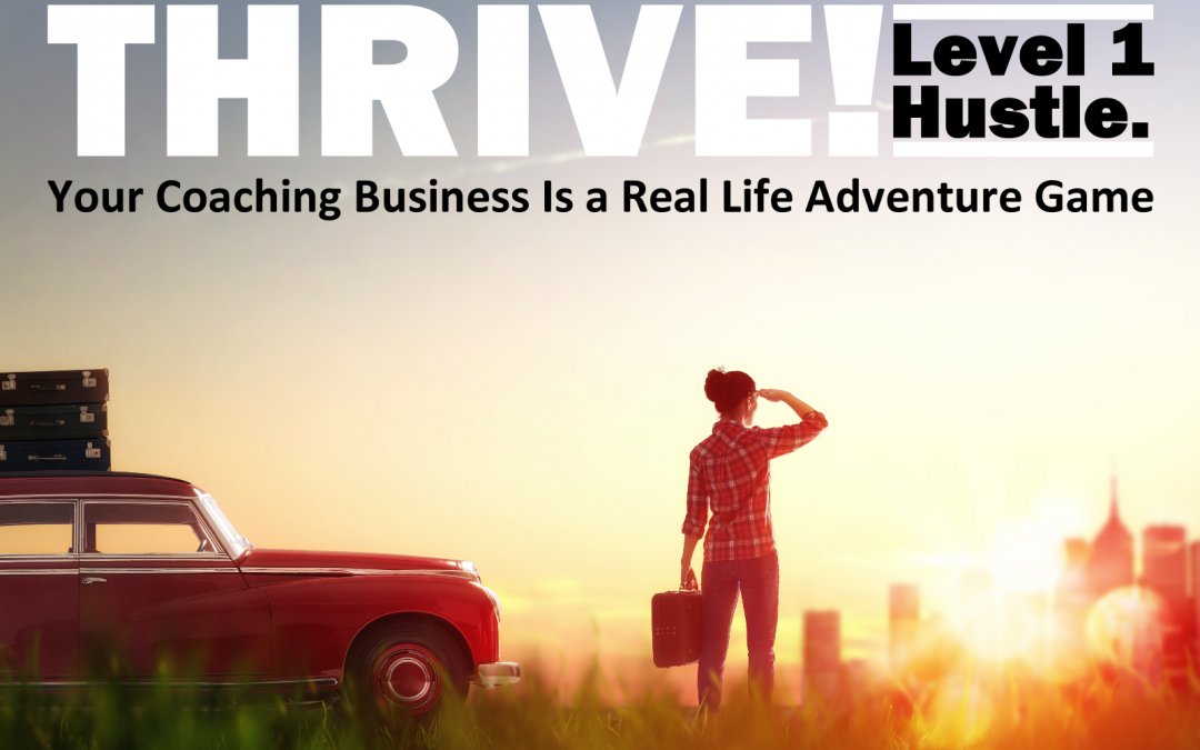 CV Podcast Episode 009 – Your business is an adventure game