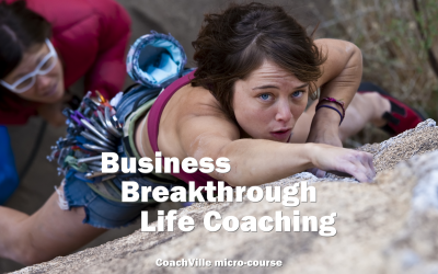 Business Breakthrough Life Coaching Micro-Course