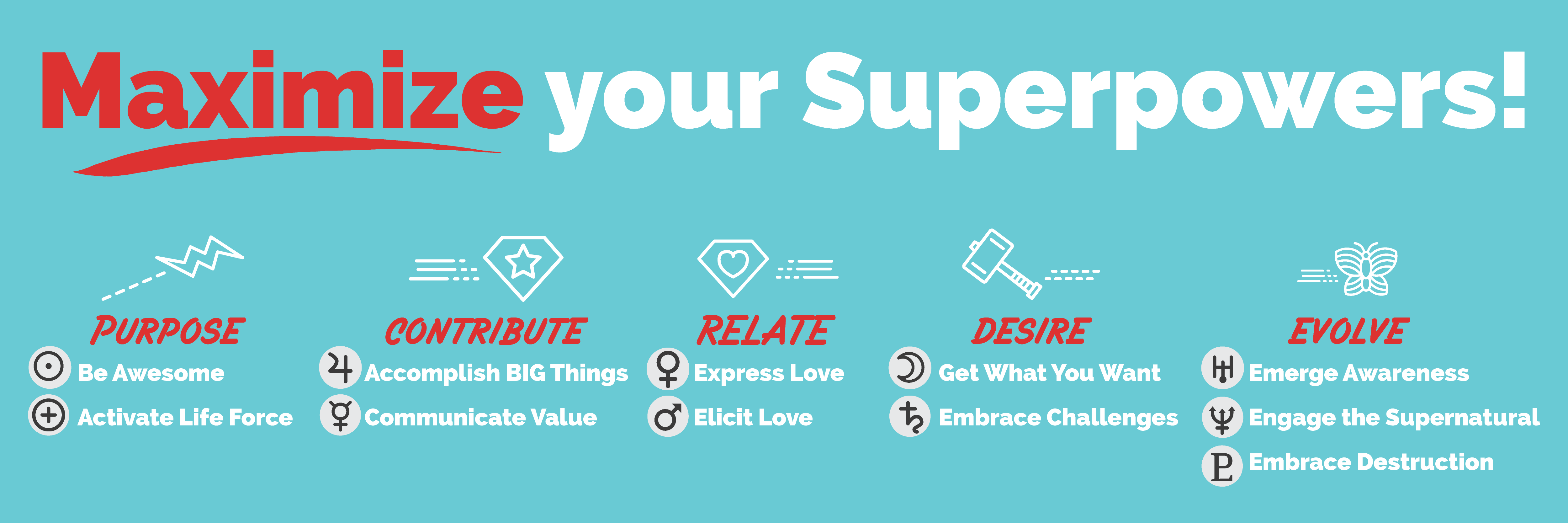 Maximize Your Superpowers