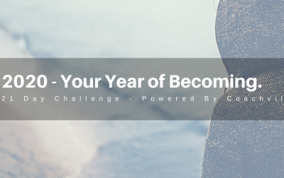 2020 Year of Becoming Challenge