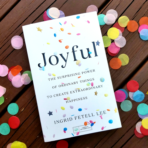 CoachVille Book Club-Joyful by Ingrid Fetell Lee