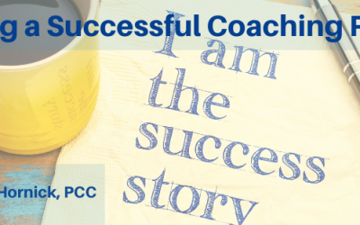 Creating a Sucessful Coaching Practice with Joshua Hornick, PCC